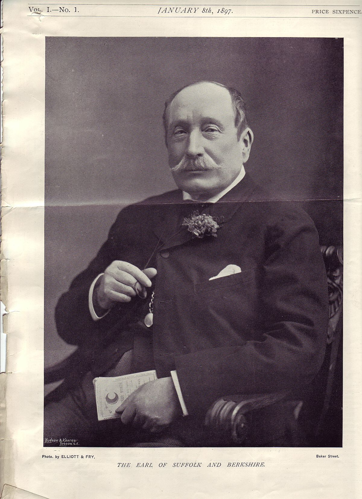 Henry Howard 18th Earl Of Suffolk Wikipedia