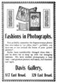 1902 Davis Gallery photographer Richmond Virginia advert.png