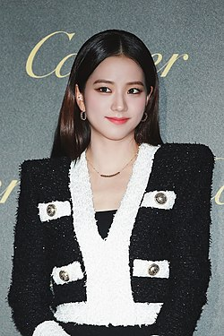 190919 Jisoo attended Cartier Event 1.jpg