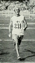 1912 Athletics men's marathon - Sigfrid Jacobsson.JPG