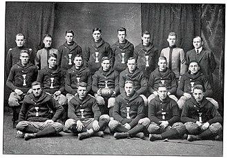 1914 VMI Keydets football team - Image: 1914 VMI Keydets football team
