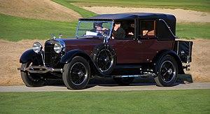 Lincoln Motor Company - 1926 Lincoln L-series town car