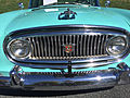 1955 Nash Ambassador Custom sedan six-cylinder LeMans sedan at 2015 AACA Eastern Regional Fall Meet 11of17.jpg