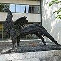 1959, Coq. Von Fritz Bürgin (1917–2003).jpg
