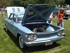 GM Z platform - 1960 Chevrolet Corvair