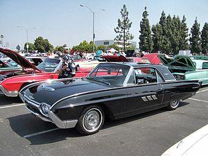 Ford Thunderbird (third generation) - 1963 Ford Thunderbird