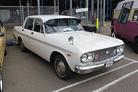 1967 Toyota Crown (MS45) sedan (15696855227).jpg