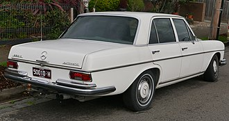 Mercedes-Benz S-Class - Mercedes-Benz 280 S