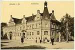 19724-Pulsnitz-1915-Schützenhaus-Brück & Sohn Kunstverlag.jpg