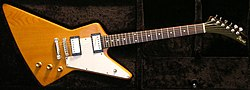 1975 pre-serial number Model 2459 (Korina Destroyer)