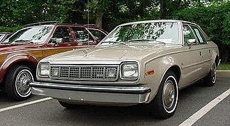 AMC Concord - 1978 Concord D/L sedan