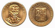 1980 Grant Wood One-Ounce Gold Medal.jpg