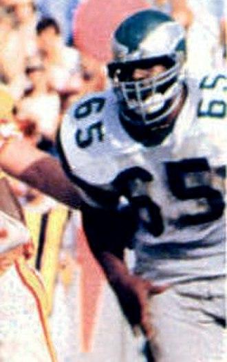 Charlie Johnson (defensive tackle) - Johnson in 1979 playoffs
