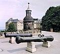 19870827100NR Königstein Festung Königstein Horn mit Seigerturm.jpg