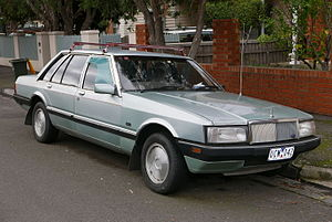 Ford LTD (FE) - Ford Fairlane (Australia)