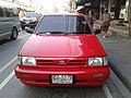 1992-1993 Ford Festiva (WA) L 5-door hatchback (2019-01-20) 05.jpg