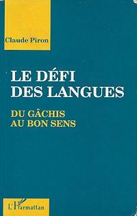 Le Défi des Langues cover