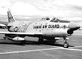 199th Fighter-Interceptor Squadron - North American F-86L-50-NA Sabre 52-4270.jpg