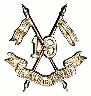 19th Lancers - Image: 19 Lancers