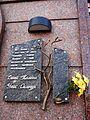 2. Меморіальна дошка на честь редакції газети «Волинь» та її співробітників Уласа Самчука та Олени Теліги; Рівне.JPG