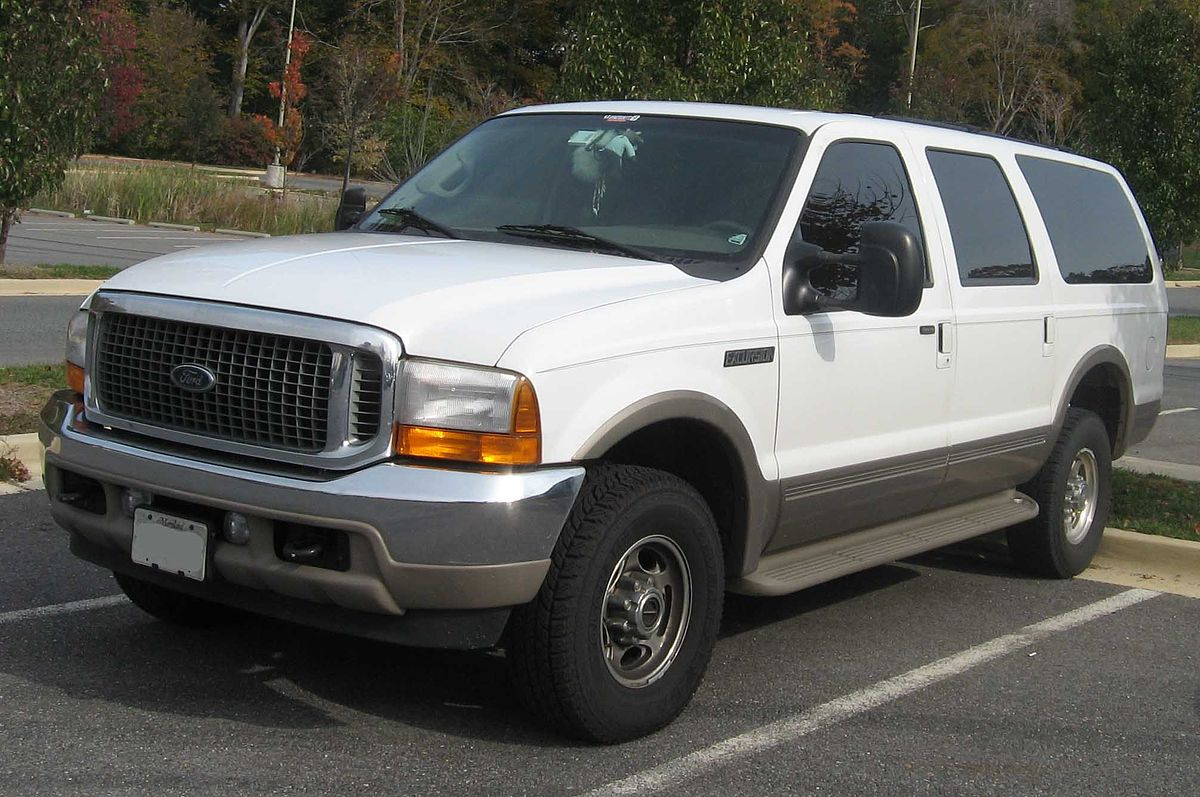 Ford Excursion Wikipedia - 2002 excursion