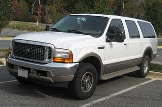 Ford Excursion - 2000–2004 Ford Excursion