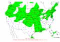 2002-10-04 24-hr Precipitation Map NOAA.png