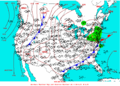2003-05-26 Surface Weather Map NOAA.png