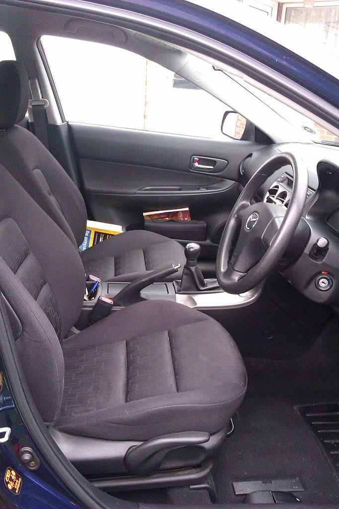 mazda 6 2004 interior. file2004 mazda 6 sakata interior ukjpg 2004
