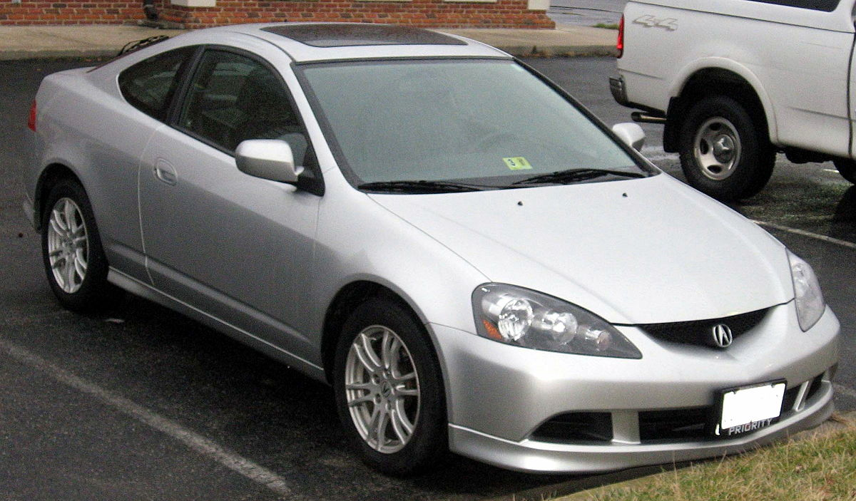 Px Acura Rsx