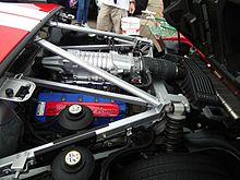 The   Liter Supercharged V Engine