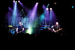 The Stranglers live @ Big Band Cafe - Herouville-Saint-Clair, 2007
