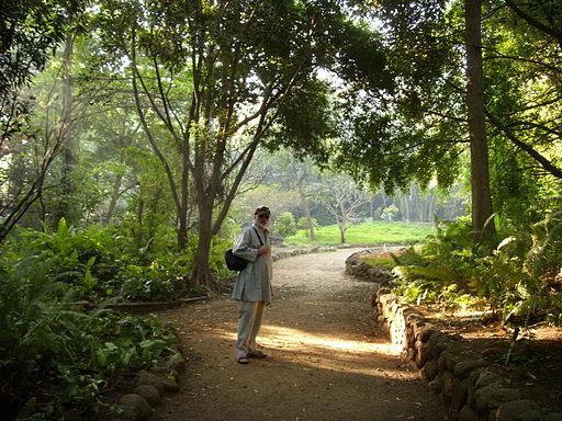 2008 01 Osho Park, Pune, India