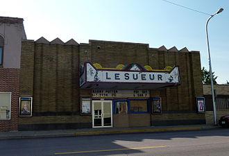 Le Sueur, Minnesota - Le Sueur Theater