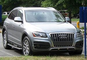 Audi Breaking Sales Records