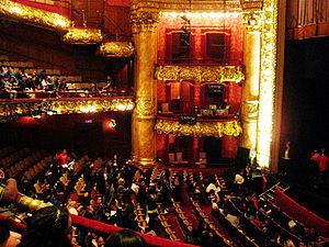Colonial Theatre (Boston) - The Colonial Theatre, Boston, 2009