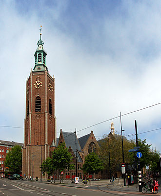 Grote of Sint-Jacobskerk (The Hague) - Great or St. James' Church