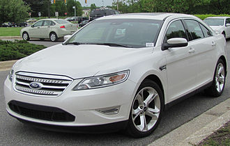 Ford Taurus (sixth generation) - 2010 Ford Taurus SHO