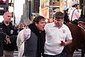 2011-10-15 Occupy arrest at Times Square.jpg