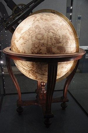 Museo Nazionale Scienza e Tecnologia Leonardo da Vinci - Image: 20110726 Celestial globe Museo Milan 6151