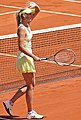 2011 French Open Maria Sharapova (cropped).jpg