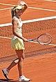 2011 French Open Maria Sharapova (cropped).jpg