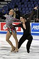 2011 Skate America Madison HUBBELL Zachary DONOHUE 2.jpg