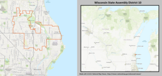 Wisconsin Assembly, District 10