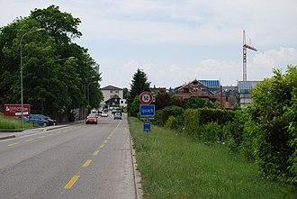 Ipsach - Ipsach village