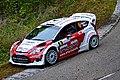 2012 10 05 Rallye France, ES2, Evgeny Novikov.jpg