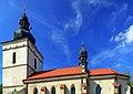 2012 Powiat pszczyński, Pawłowice, Kościół św. Jana Chrzciciela (02).jpg