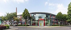 Haribo - Haribo headquarters in Bonn-Kessenich
