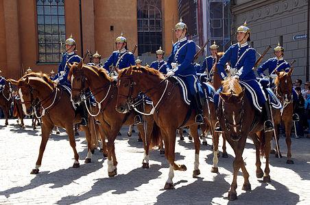 20130525 Stockholm Royal Guard 4136
