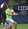2013 US Open - Qualifying Round - Jared Donaldson (9733732505).jpg